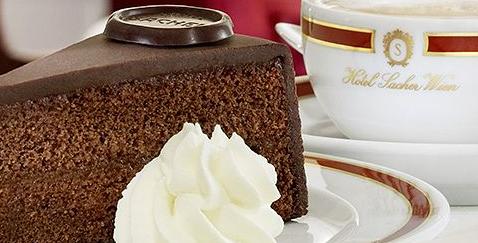 Az eredeti Sacher torta