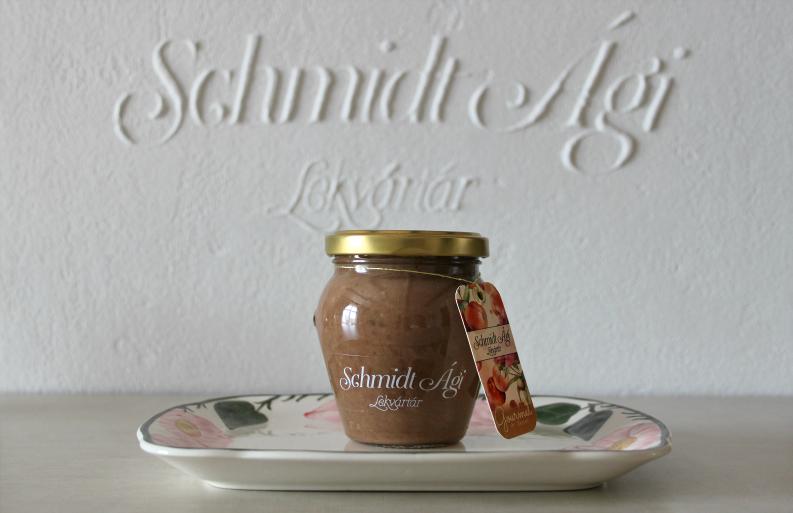 Csokoládés diólekvár